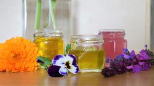ZIOŁOWE WTORKI - Aromaterapia 1